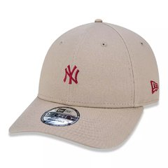 Boné New Era MLB 9Forty New York Yankees Bege MBV19BON142 - comprar online