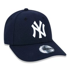 Boné New Era Juvenil 9Forty MLB New York Yankees Azul MBG19BON007