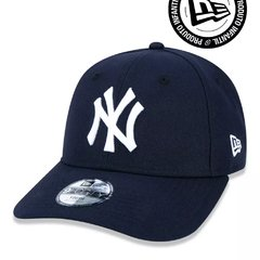 Boné New Era Juvenil 9Forty MLB New York Yankees Azul MBG19BON007 na internet