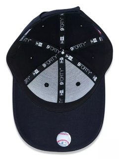 Boné New Era Juvenil 9Forty MLB New York Yankees Azul MBG19BON007 - loja online