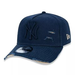 Boné New Era 9Forty MLB New York Yankees Azul MBP19BON065 na internet