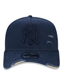 Boné New Era 9Forty MLB New York Yankees Azul MBP19BON065 - comprar online
