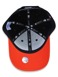 Boné New Era 9Forty MLB Miami Marlins Preto MBPERBON394 - loja online