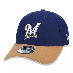 Boné New Era 9Forty MLB Milwaukee Brewers Azul MBPERBON398 na internet