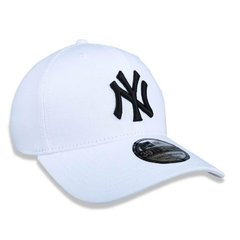 Boné New Era 39Thirty MLB New York Yankees Branco MBV17BON224