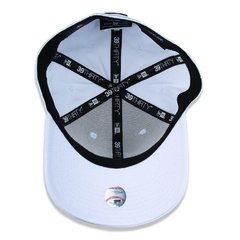 Boné New Era 39Thirty MLB New York Yankees Branco MBV17BON224 - loja online
