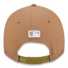 Boné New Era 9Forty MLB New York Yankees Kaki MBV18BON344 - newera