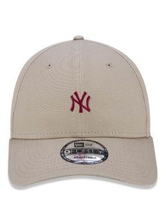 Boné New Era MLB 9Forty New York Yankees Bege MBV19BON142 na internet