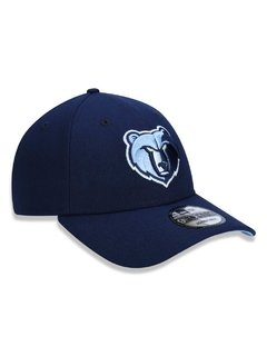 Boné New Era 9Forty NBA Memphis Grizzlies Azul NBV18BON404