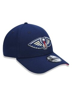 Boné New Era 9Forty NBA New Orleans Pelicans Azul NBV18BON408