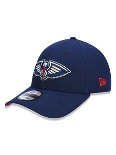 Boné New Era 9Forty NBA New Orleans Pelicans Azul NBV18BON408 na internet