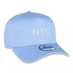 Boné New Era 9Forty NYC Core Candys Azul NEV21BON007