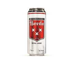 BREDA ROYAL LAGER