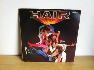 Hair - Trilha Sonora Original do Filme [LP Duplo] - comprar online
