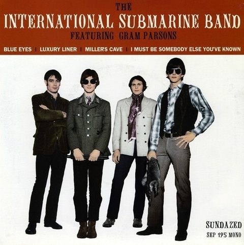International Submarine Band - Blues Eyes / Miller's Cave EP [Compacto]