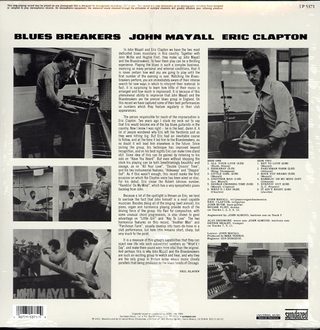 John Mayall & The Blues Breakers - Blues Breakers with Eric Clapton [LP] na internet