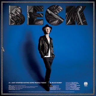 Beck - I Just Started Hating Some People Today / Blue Randy [Compacto] - comprar online
