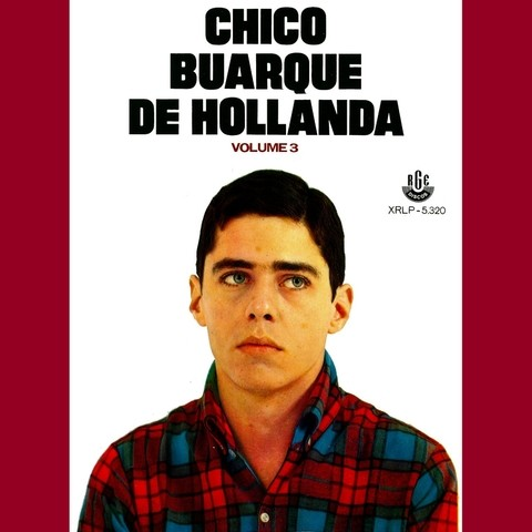 Chico Buarque de Hollanda - Volume 3 [LP] - comprar online
