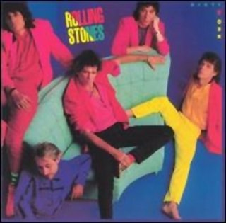 Rolling Stones - Dirty Work [LP]