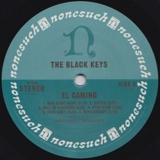 Imagem do Black Keys - El Camino [LP + CD]
