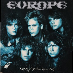 Europe - Out Of This World [LP] - comprar online