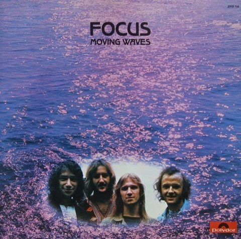 Focus - Moving Waves [LP] - comprar online
