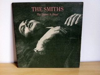 Smiths - The Queen Is Dead [LP] - comprar online