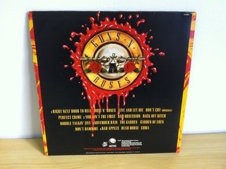 Guns N' Roses - Use Your Illusion I [LP  Duplo] na internet