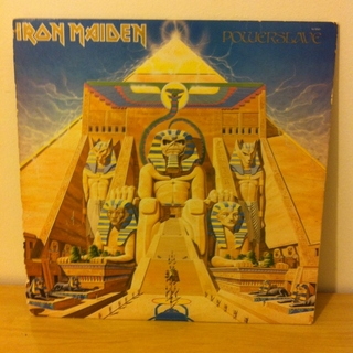 Iron Maiden - Powerslave [LP] na internet