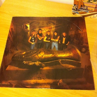 Iron Maiden - Powerslave [LP]