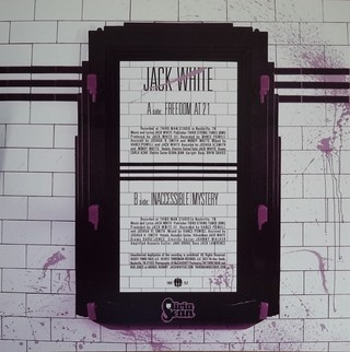Jack White - Freedom at 21 (Plum Series Limited Edition) [Compacto] na internet