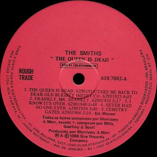 Smiths - The Queen Is Dead [LP] - loja online