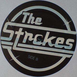 Strokes - Is This It [LP] - 180 Selo Fonográfico