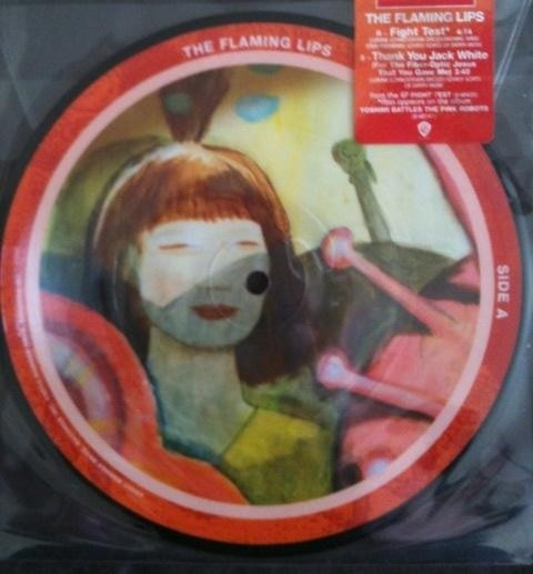 Flaming Lips - Fight Test / Thank You Jack White [Compacto] - comprar online