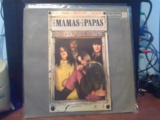 Mamas & The Papas - The Mamas & The Papas (1966) [LP] na internet