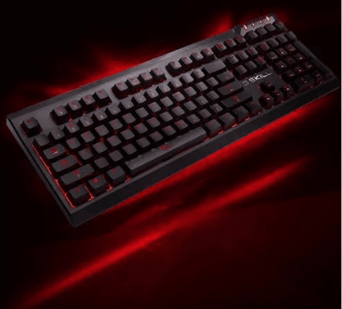 Teclado Gamer Gskill Ripjaws Km570 Mx Mecanico Brown O Red - comprar online