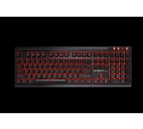 Teclado Gamer Gskill Ripjaws Km570 Mx Mecanico Brown O Red en internet
