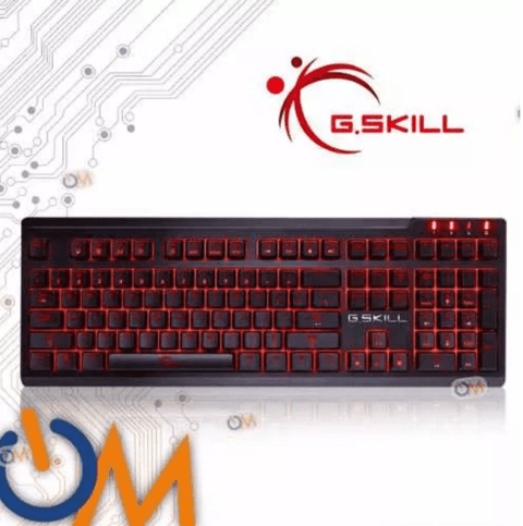 Teclado Gamer Gskill Ripjaws Km570 Mx Mecanico Brown O Red
