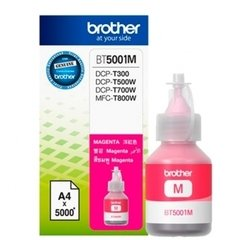 Botella Tinta Magenta BROTHER - BT5001M