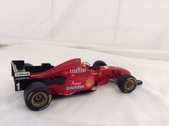 F1 Ferrari 412 T3 V10 M. Schumacher #1 (1996) - Minichamps 1/18 - B Collection