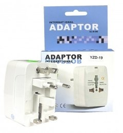 Adaptador Universal de tomada Internacional All-in-One - comprar online