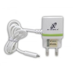 Carregador Ultra Rápido Iphone 5/6/7/8/X 2.5A Lightining XC-IPH-6-USB FLEX X-CELL na internet