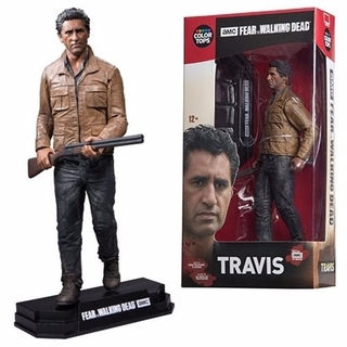 Fear The Walking Dead Travis Manawa Color Tops Mcfarlane