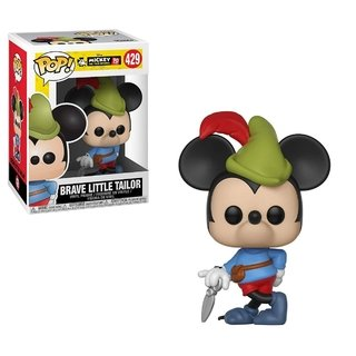 Mickey Alfaiate #429 - Disney Mickey 90 Anos - Pop Funko