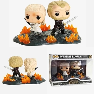 Boneco Daenerys E Jorah 86 - Funko Pop Game Of Thrones