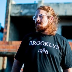 CAMISETA BROOKLYN 1986 - Pink Sheep