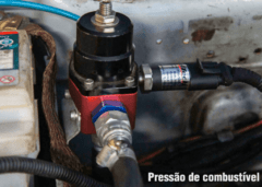 SENSOR DE PRESSÃO PS-10B FUELTECH (0-10 BAR) - Brabus Racing Parts