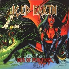 ICED EARTH - DAYS OF PURGATORY (2CD) (PAPER SLEEVE)