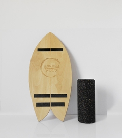 Balance Board Kanalu Wood