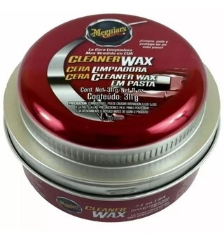 Cera Limpadora Pasta Cleaner Wax Paste Meguiars A1214